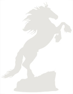 Horse Sculpture logo