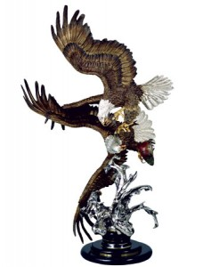 Where-Eagles-Dare-eagle-sculpture-grid