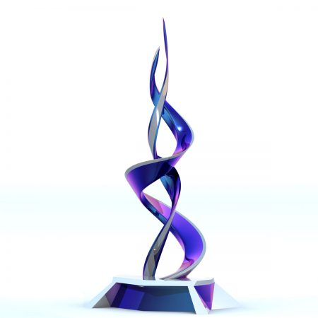 Contemporary-Modern-Emergence-Sculpture-Monument-Statue-2