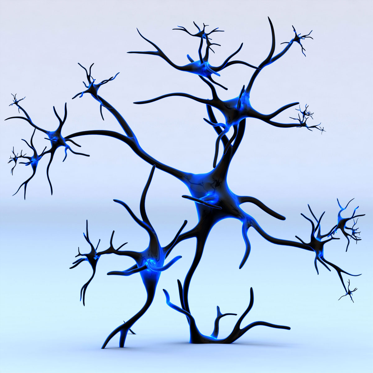 Neuronic Neuron Modern Sculpture - Contemporary Public Art