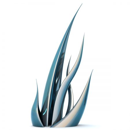 Contemporary-Modern-Succulent-Sculpture-Monument-Statue-2