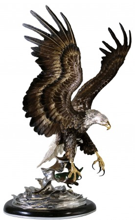 Eagles-Domain-Eagle-Sculpture