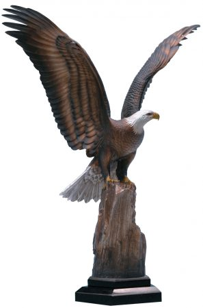 Enduring-Spirit-Eagle-Sculpture