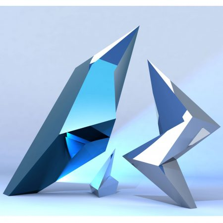 Jagged-Sculpture-Modern-Contemporary-Monument-Statue