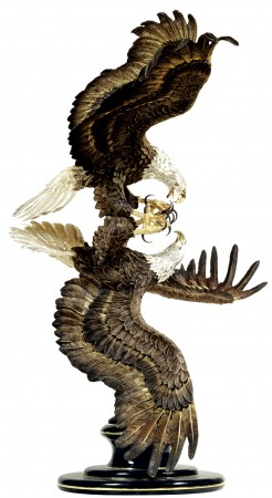 Masters-of-the-Sky-Eagle-Sculpture