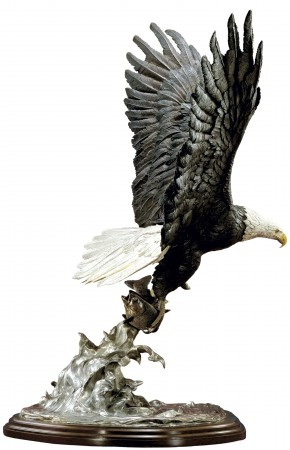 Splashdown-Eagle-Sculpture