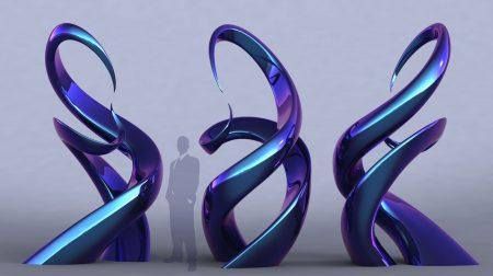 Unity-Modern-Sculpture