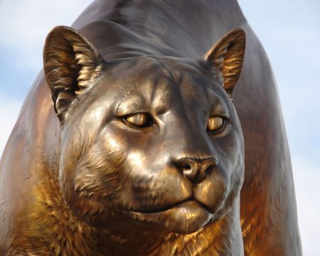 WSU-University-Mascot-Sculpture