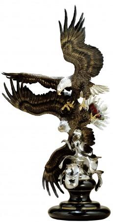 Where-Eagles-Dare-Eagle-Sculpture
